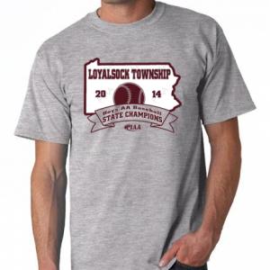Loyalsock TWP Baseball State Champions