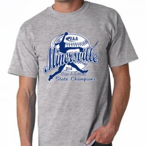Minersville Softball State Champions
