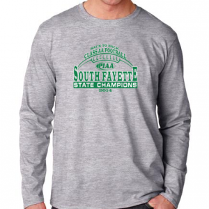 South Layette Long Sleeve Tee