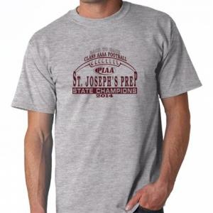 St Joseph's Prep tee