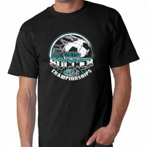 2015 Soccer State Championships Short Sleeve Tee Shirt