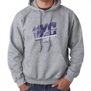 CC sport gray hoodie