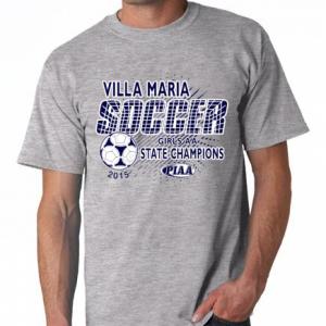 Villa Maria Girls AA Soccer State Champions