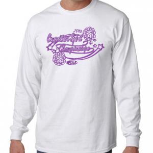 2016 Competitive Spirit Glitter Purple