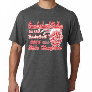 Cumberland Valley Short Sleeve Tee