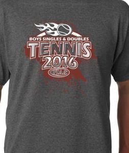 Singles & Doubles Tennis