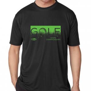 golf wicking short sleeve