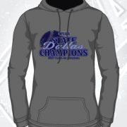 dallas_piaa_baseball_gray_hoodie