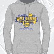 west_greene_softball_heather_hoodie